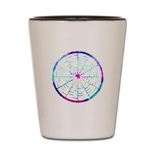 Eulers Identity Crop-Circle Shot Glass