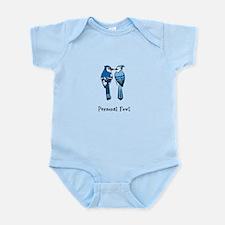Personal Fowl Infant Bodysuit
