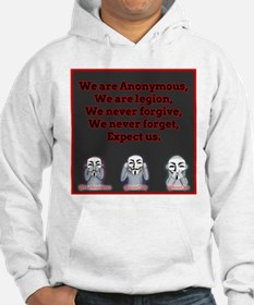 Anonymous Jumper Hoody