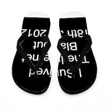 I Survived Internet Blackout 2012 Flip Flops