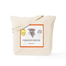 Stormageddon Tote Bag