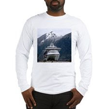 Cruise Alaska Long Sleeve T-Shirt