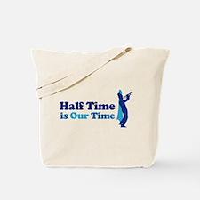 Band Half Time Tote Bag