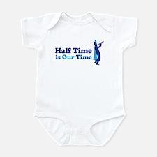 Band Half Time Infant Bodysuit