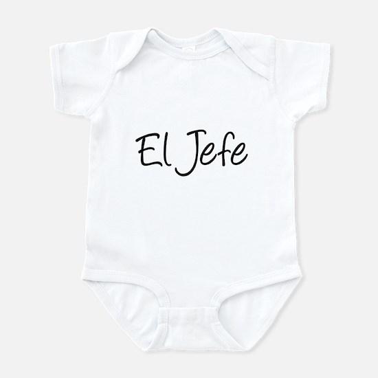 El Jefe The Baby Boss Infant Bodysuit