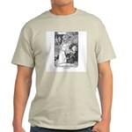 Batten's Beauty & Beast Ash Grey T-Shirt