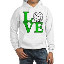 Volleyball LOVE Hoodie