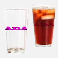 ADA Drinking Glass