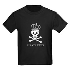 Pirate King Boys Dark T-Shirt