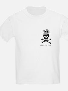 Pirate King Boys T-Shirt