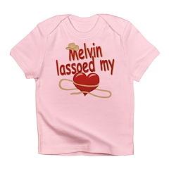 Melvin Lassoed My Heart Infant T-Shirt
