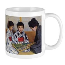 Story Time in Japan Mug