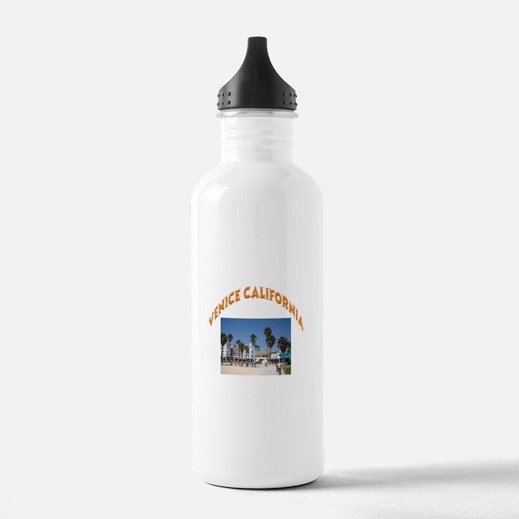 Venice California Water Bottle