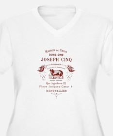 Antique French Ad T-Shirt