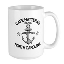Cape Hatteras Beach, NC Mug