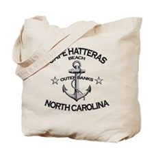 Cape Hatteras Beach, NC Tote Bag