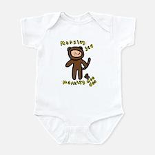 Monkey Doodoo Infant Bodysuit
