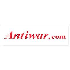 Antiwar.com Bumper Sticker