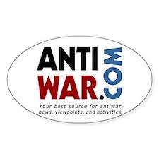 Antiwar.com Decal