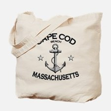Cape Cod Massachusetts Tote Bag