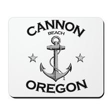 Cannon Beach, Oregon Mousepad