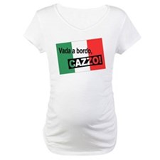 Italian Shipwreck - flag Shirt