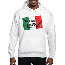 Italian Shipwreck - flag Jumper Hoody