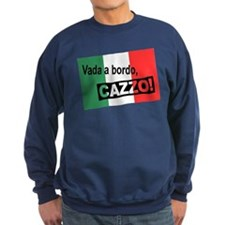 Italian Shipwreck - flag Jumper Sweater