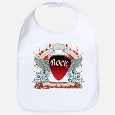 Rock Music Bib