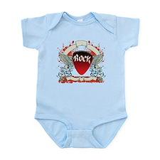 Rock Music Infant Bodysuit