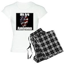 We Are Anonymous USA Pajamas