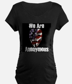 We Are Anonymous USA T-Shirt