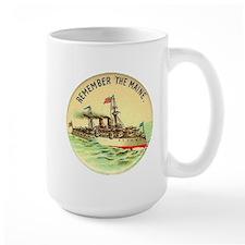Remember the Maine Mug
