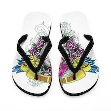 Not Fade Away Flip Flops