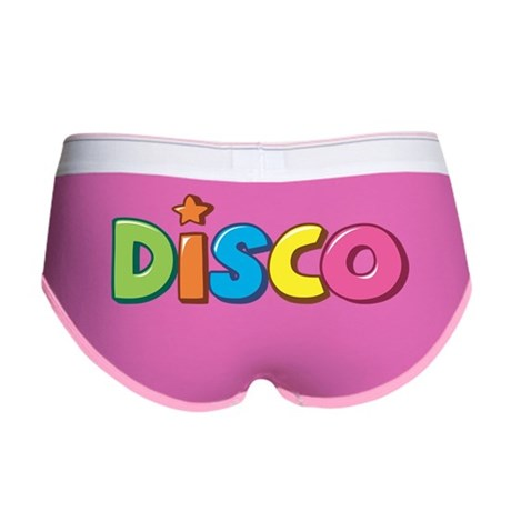 Disco Women's Boy Brief