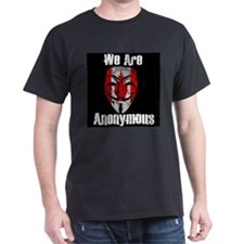 We Are Anonymous Canada T-Shirt