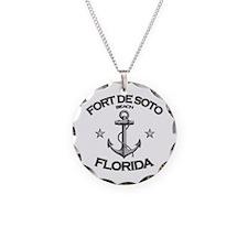 Fort De Soto Beach, Florida Necklace