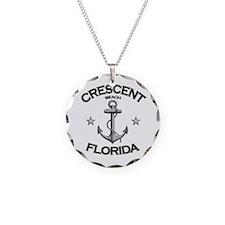 Crescent Beach, Florida Necklace