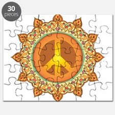 Peace Sign Puzzle