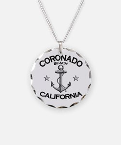 Coronado Beach, California Necklace