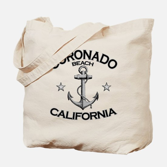 Coronado Beach, California Tote Bag