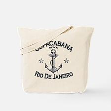 Copacabana, Rio De Janeiro Tote Bag