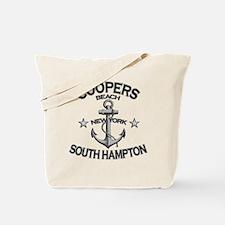 Coopers Beach, South Hampton, NY Tote Bag