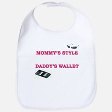 MOMMY DADDY Bib