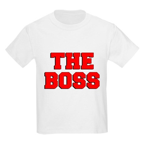 The Boss Baby Kids Light T-Shirt