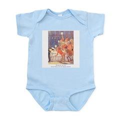 Tarrant's Snow White Infant Creeper