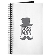 Boss Man Journal