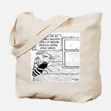 Termite Reads Ingredient List Tote Bag