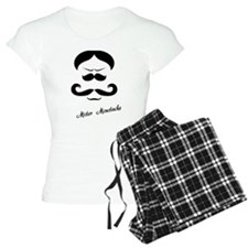 Mister Moustache Pajamas
