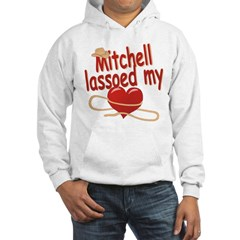 Mitchell Lassoed My Heart Hooded Sweatshirt